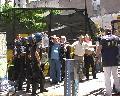 Repudio a la represi�n sufrida por los trabajadores de Isla Demarchi