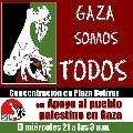 Venezuela: El miercoles 21 �Movilizaci�n en apoyo al Gaza!