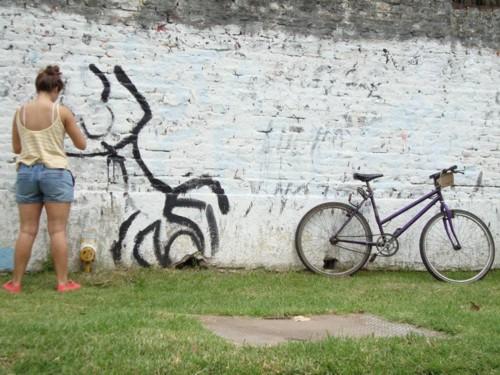 Bicicleteada de la A...