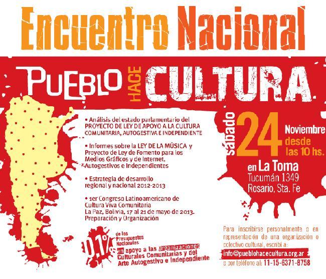 3er Encuentro Nacion...
