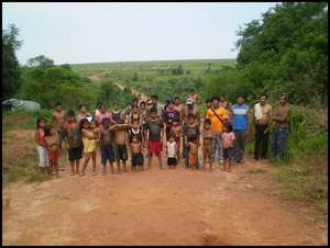 Brasil: El agua de u...