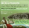 Ciclo de charla: D�a de la tradici�n: Patriarcado y muerte es su lema / viernes 16 / 19 hs