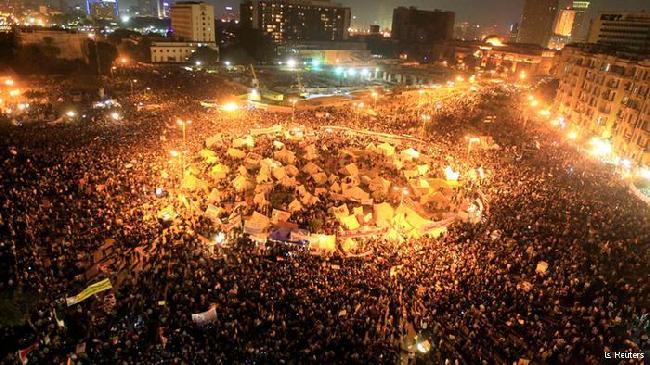Egipto: �Abajo el r�...