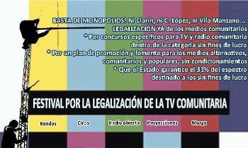Televisoras comunita...