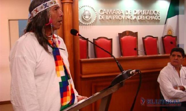 """""""A los indígenas no ..."""