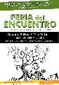 Feria del Encuentro, producciones autogestivas / s�bado 3 de noviembre / 11 a 19 hs.