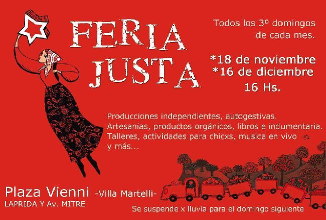 Feria Justa / doming...