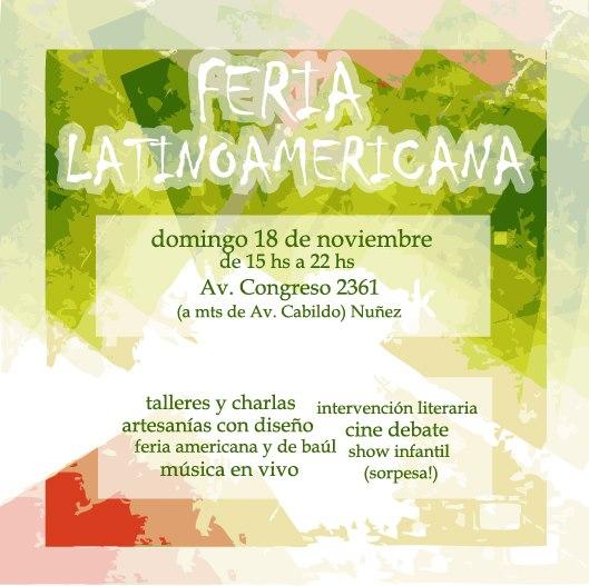 Feria latinoamerican...