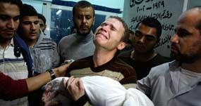 Gaza: la f�cil y san...