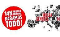 Declaraci�n sobre Europa ante la crisis y la huelga del 14N