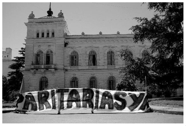 Jornada de protesta ...