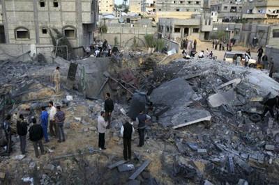 Israel arrecia ofens...
