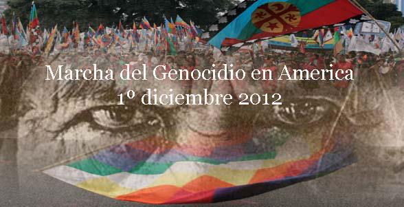 Marcha del Genocidio...