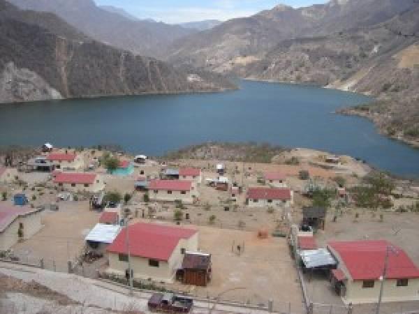 México: Presas hidro...