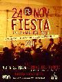 Fiesta 24/11 militancia(s)