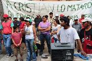 Salta: Campesinos y campesinas acampan por la libertad de Gabriel Galv�n