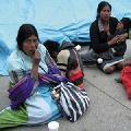 Unos 11 mil ind�genas han sido desplazados en Colombia en lo que va de 2012
