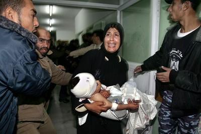 Los ataques de Israe...