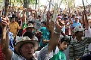 Reclaman reintegro de sus tierras a comunidad ind�gena paraguaya