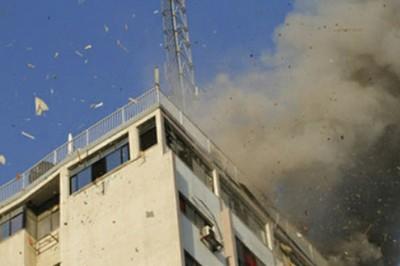 Israel bombardea edi...