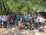 El Movimiento Qompi Voque Naqocta visit� al MOCASE