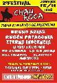Jueves 15: 2� Festival 'Chau Roca: Ahora vamos por Monsanto. No a la Ley de Semillas'