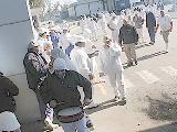 Patota ataca a trabajadores tercerizados del frigor�fico Offal que luchan por sus derechos