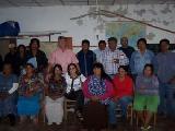 La comunidad aborigen de Paraje Peguriel recibi� t�tulos de tierra