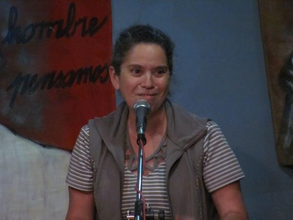 Olga Moyano, testigo...