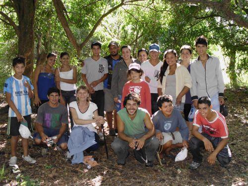 Foto grupal....