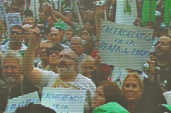 Cacerolas 2012...