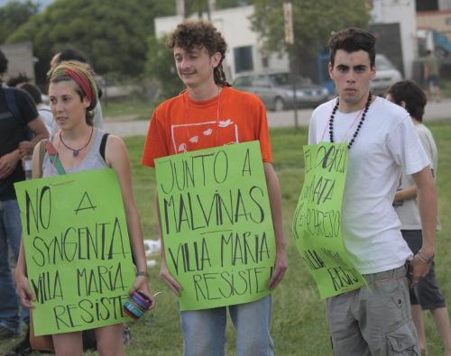 Malvinas Argentinas ...