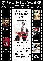 Ciclo de cine social y Feria del libro anarquista