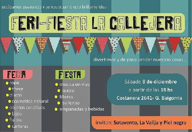 Feri-Fiesta La Calle...