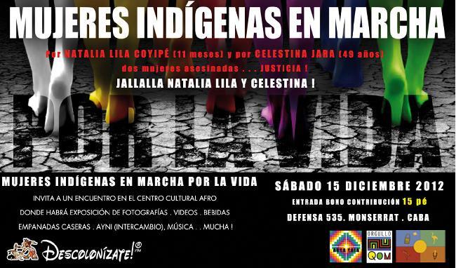 Mujeres Indígenas en...