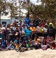 Per�: Navidad se inicia en Santa Rosa-Pampa Pacta-Quebrada malanche
