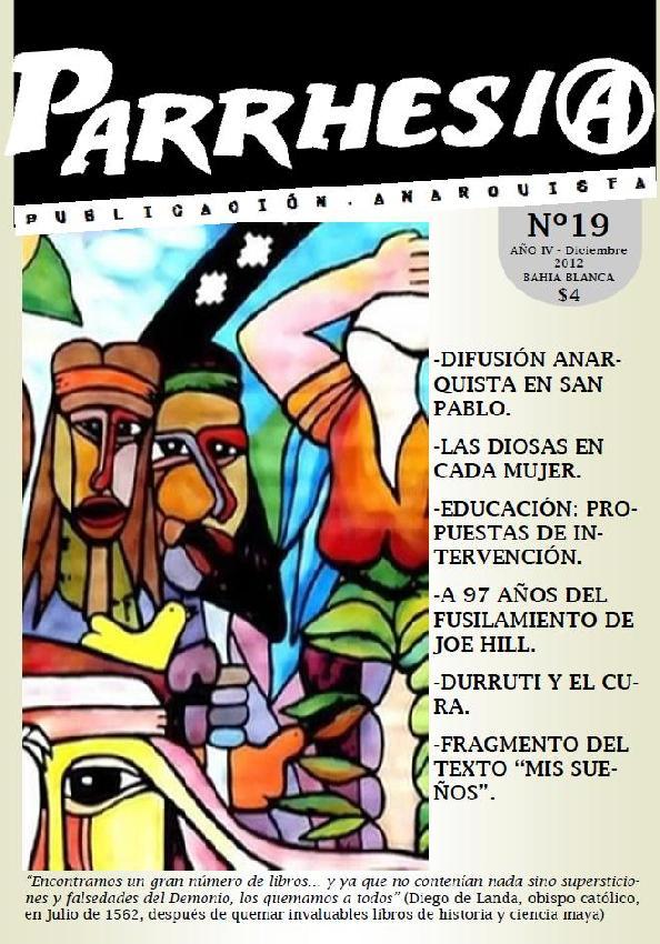 Revista Parrhesia N�...