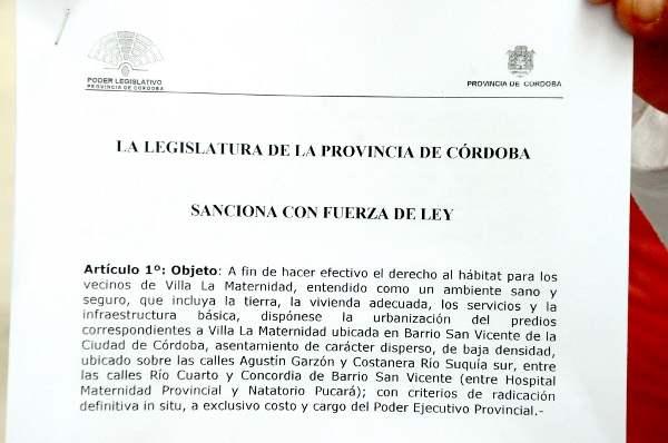 Villa La Maternidad:...