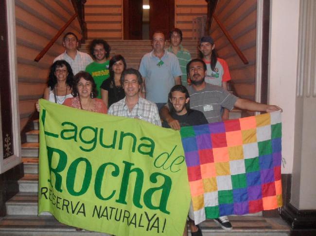 ¡Laguna de Rocha ya ...
