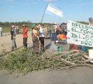 Formosa: Abor�genes y criollos mantienen la ruta cortada desde el viernes �ltimo
