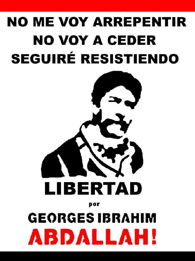 Solidaridad con Geor...