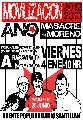Movilizaci�n a 1 a�o del Triple Crimen de barrio Moreno de Rosario