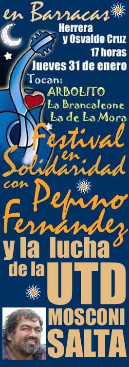 Festival solidario c...