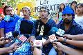 Lof Yeupeko Catrileo: 'No queremos m�s muertos de ning�n lado, es necesario una salida'