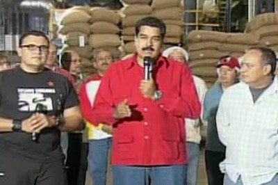 Gobierno venezolano ...