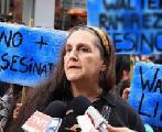 Madre de Mat�as Catrileo: Cuando lo mataron, nadie sali� a declarar que era horroroso