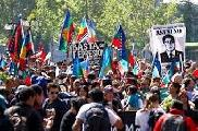 En Buenos Aires realizar�n marcha en solidaridad con el Pueblo Mapuche