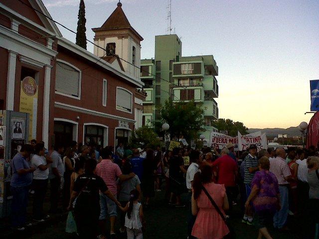 Marcha y Festival po...