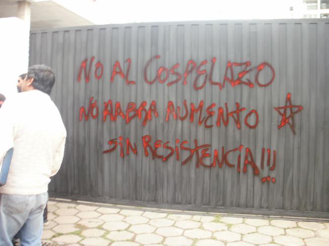 BASTA DE METERNOS LA...