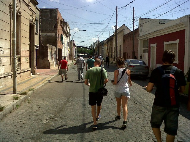 Barrio Alberdi 8 ...